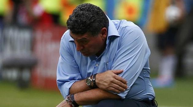 """Luis Fernando Suárez: """"Me voy por el bien de Honduras"""""""