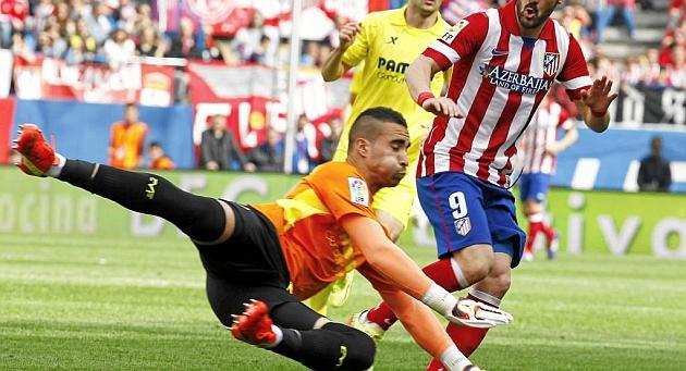 Hay acuerdo por Asenjo con el Atlético