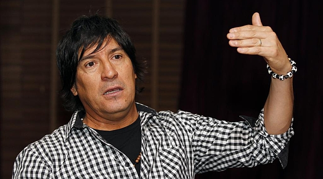 """Zamorano: """"Brasil es nuestra piedra en el zapato"""""""