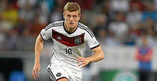Kroos edging closer to Bernabéu switch