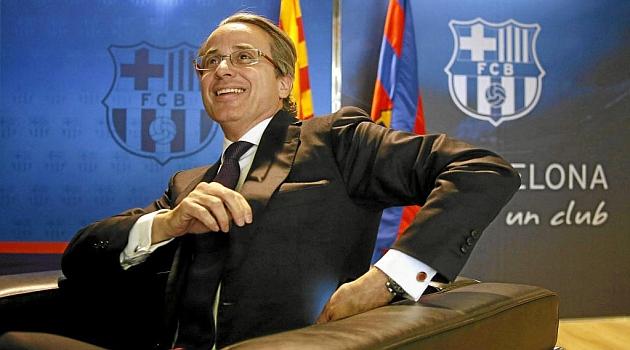 El Barça reitera que fichará lo que quiera