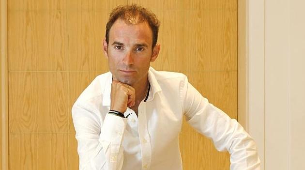 Valverde: El Tour no me da miedo