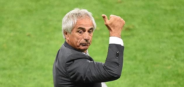 Halilhodzic abandonará la selección argelina