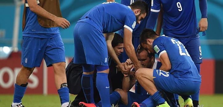 Los jugadores de Grecia hacen efectiva su renuncia a las primas