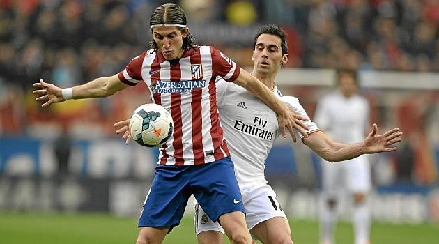 El Atlético no rebajará un solo euro a Filipe Luis