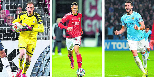 Oblak, Rodrigo y Negredo son el 'plan A' del Atlético