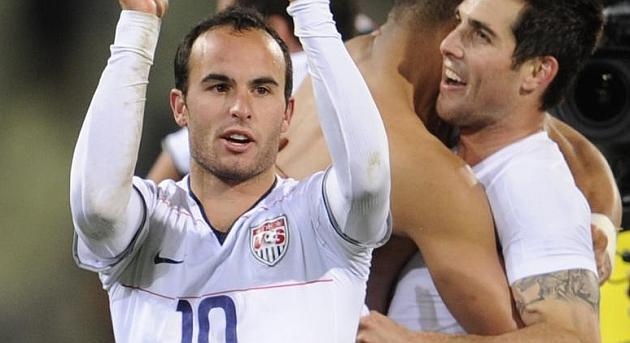 Donovan considera que Estados Unidos no ha mejorado en Brasil