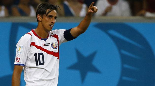 """Bryan Ruiz: """"Hay posibilidades de derrotar a Holanda"""""""