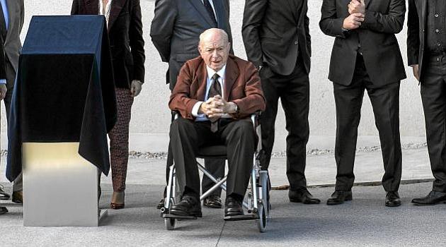 Di Stéfano celebrates 88th birthday