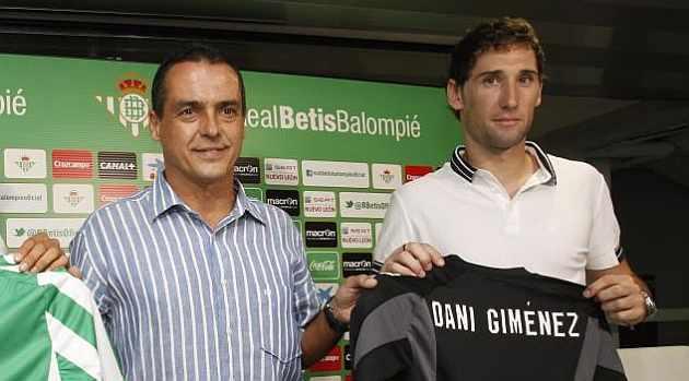 Dani Giménez: La competencia en la portería será buena para ayudar al equipo