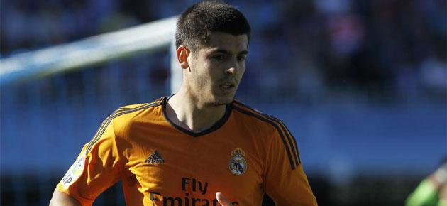 Sigue el pulso con Morata