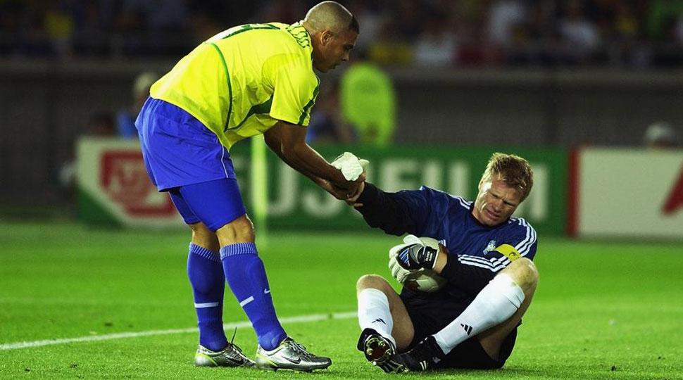 La final de 2002, en semifinales