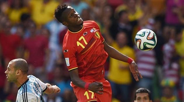 Origi, el más joven de inicio en unos cuartos desde Pelé