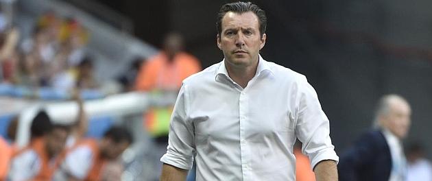 """Wilmots: """"Si yo jugara así la prensa belga me destruiría"""""""