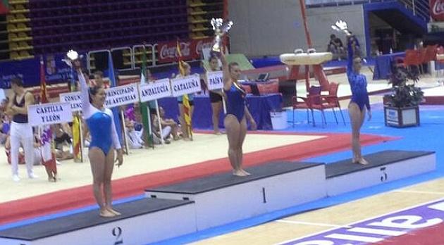 Roxana Popa y Rubén López ganan el título nacional