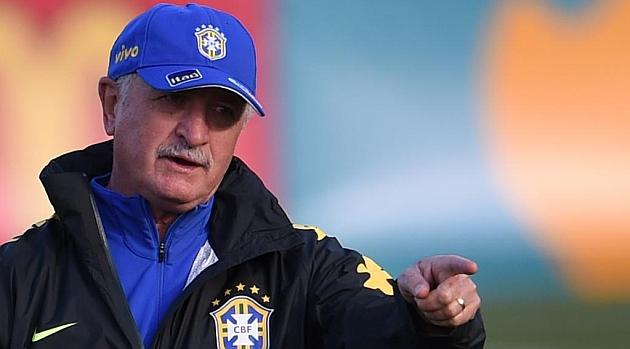 """Scolari: """"Seguimos con posibilidades de ser campeones"""""""