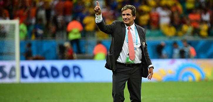 """Pinto: """"Estamos orgullosos"""""""