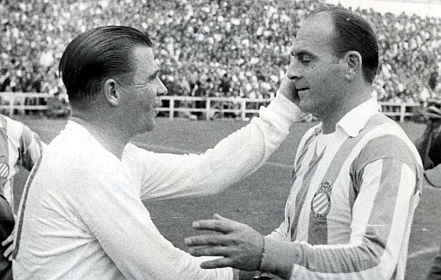 A match made in heaven with Ferenc Pusk�s