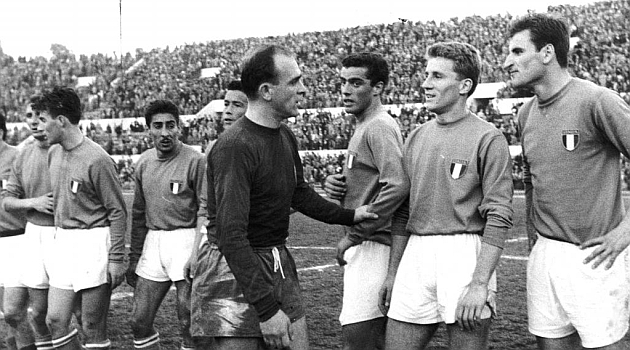 Di Stéfano's World Cup woes
