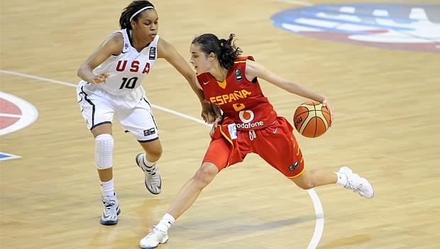 La proeza de Ángela Salvadores, la Petrovic del baloncesto femenino español