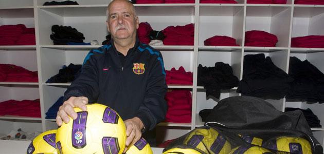 Bar�a dismiss players' friend and kitman, Txema Corbella