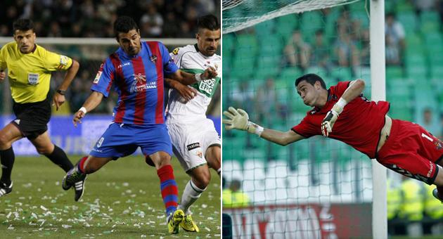 Jaime Jiménez y Ángel nuevos jugadores del Eibar