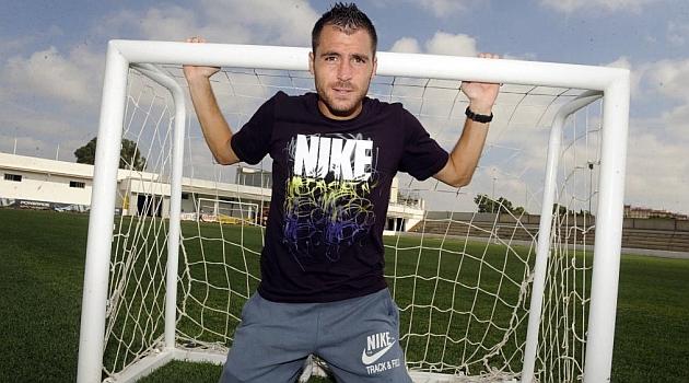 Javi Chica firma dos años con el Valladolid