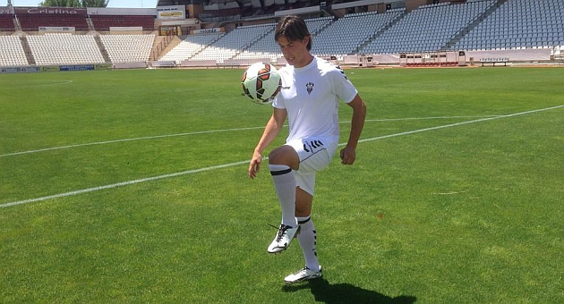 'Chumbi', nuevo jugador del Albacete