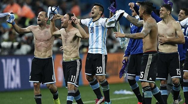 Argentina tendrá su revancha
