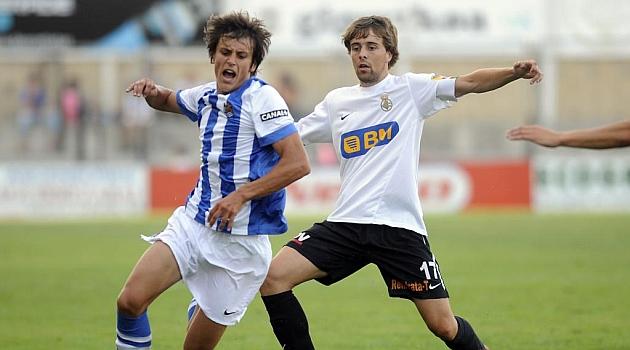 Marco Sangalli llega cedido de la Real Sociedad
