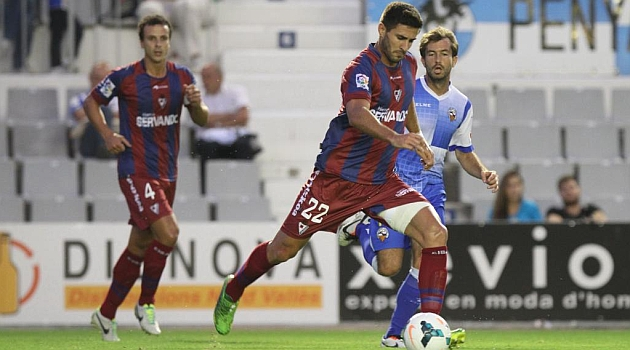 Raúl Navas vuelve al Eibar, cedido por la Real Sociedad
