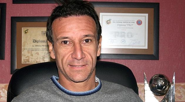 Alfonso Pérez se incorpora al cuerpo técnico del Mallorca