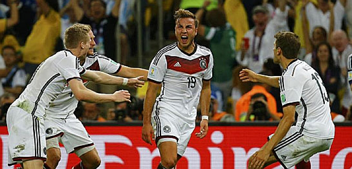 La prórroga del Argentina-Alemania fue vista por 12.691.000 espectadores