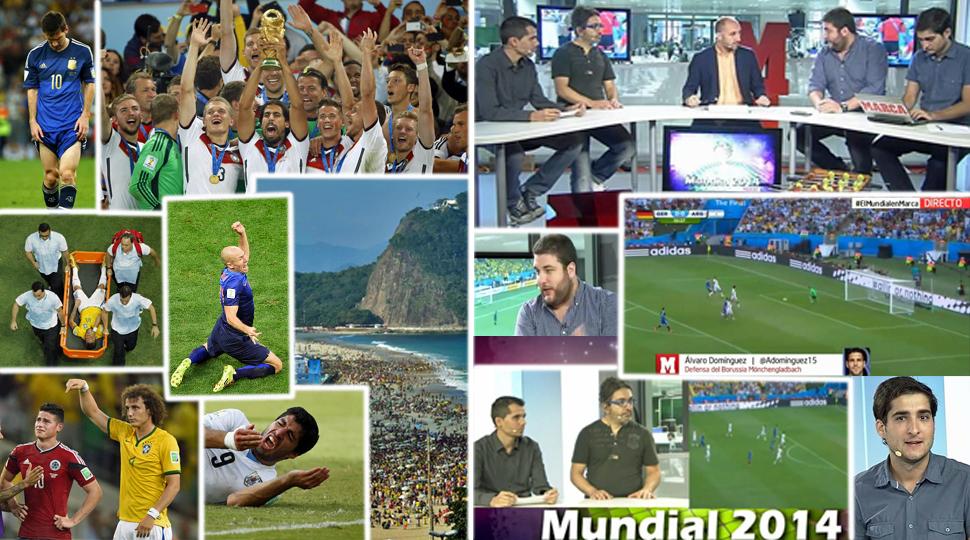 Así fue el Mundial del histórico 1-7