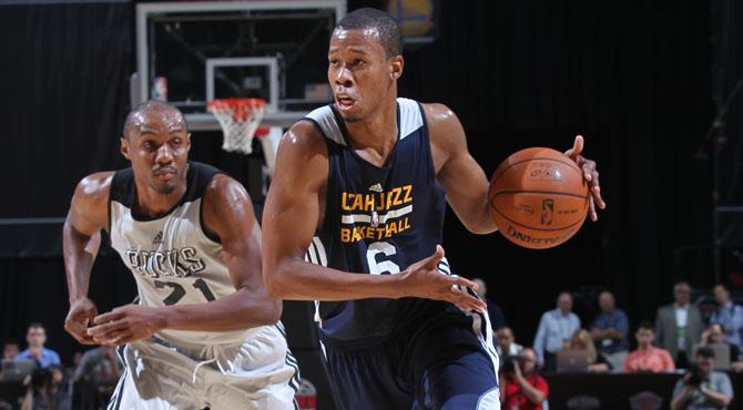 El Rey español de los Spurs vuelve a la cancha en la noche en que los Lakers fueron los 'matagigantes'