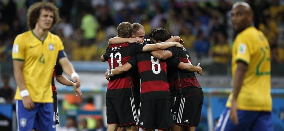 El histórico 1-7, momento del Mundial sin discusión