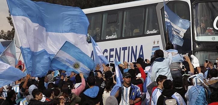 La Asociación del Fútbol Argentino admite que revendió entradas del Mundial 2014