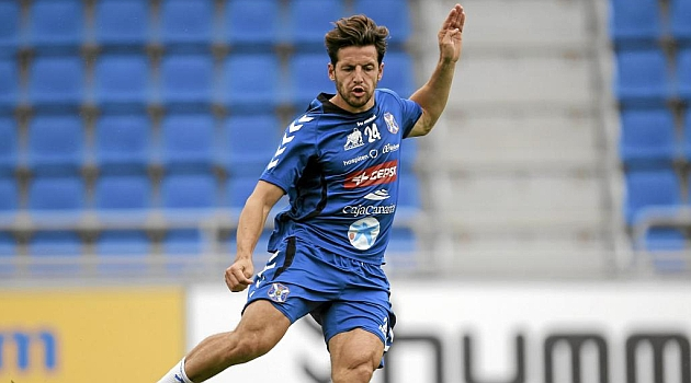 Aday Benítez jugará en el Girona