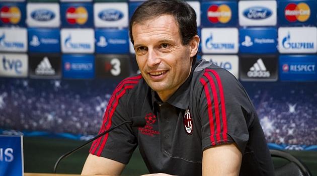 Massimiliano Allegri es el nuevo entrenador de la Juventus