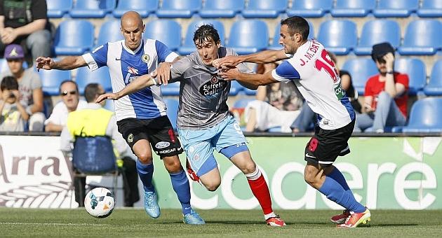 Fran Sandaza ya es nuevo delantero del Girona