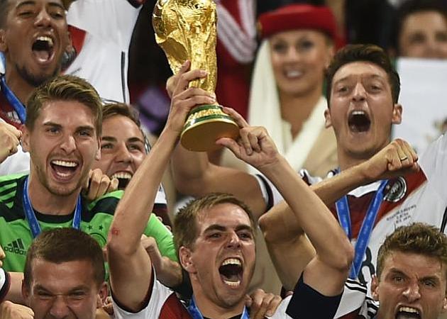 Philipp Lahm deja la selección alemana