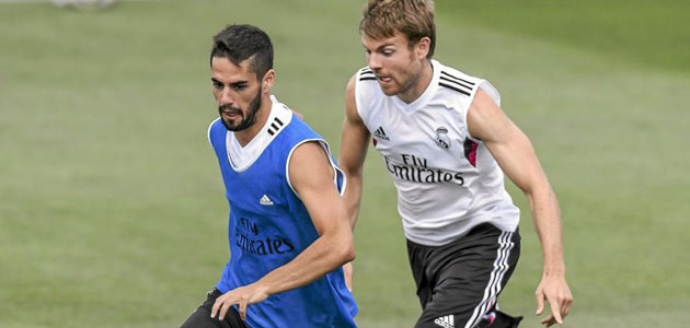 Isco going nowhere... �yet