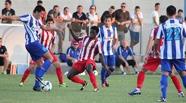 El Almería empieza la pretemporada con ímpetu