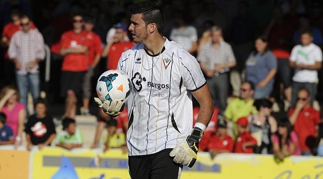 La Ponferradina anuncia el fichaje del guardameta Prieto