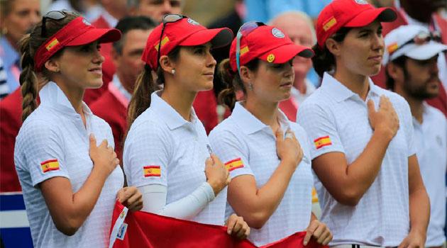 Reinas del golf mundial