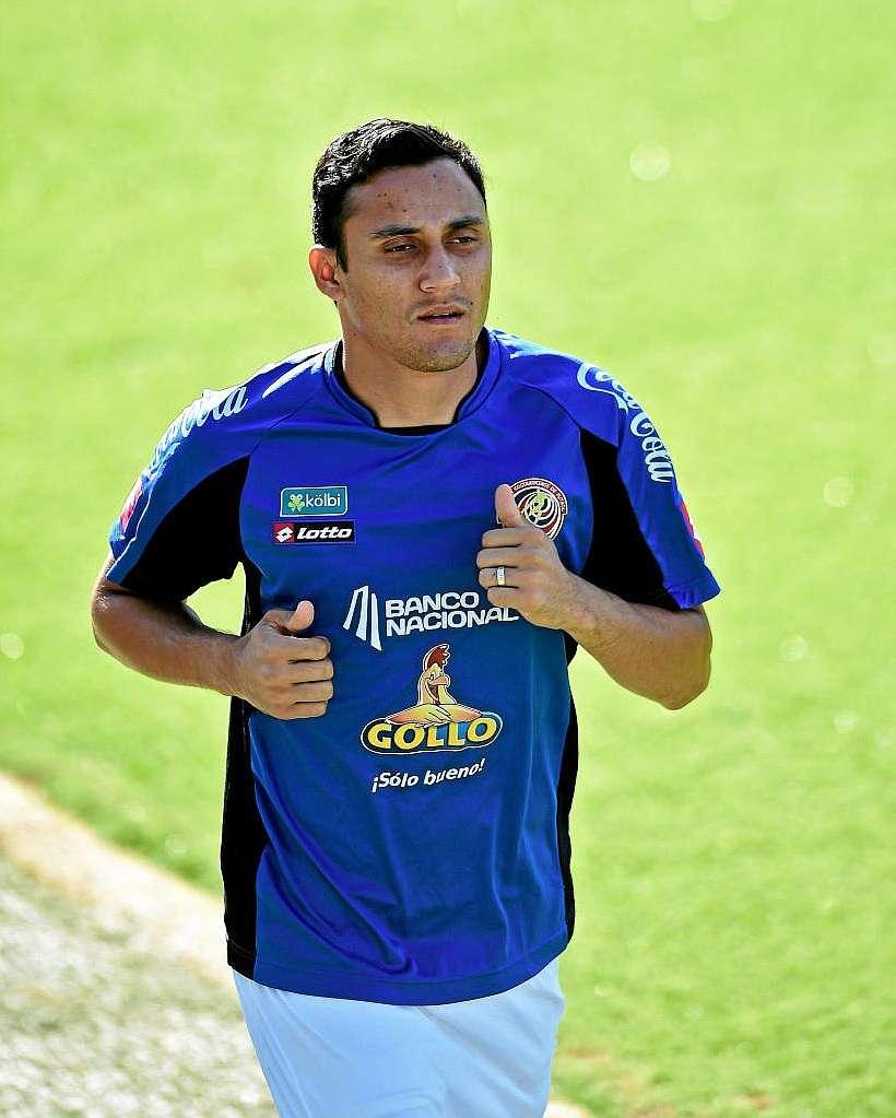 Keylor Navas Costa Rica or La Liga MARCA English version