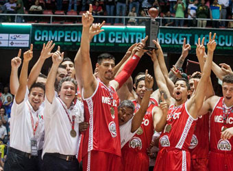 'Spanish México', campeón del Centrobasket
