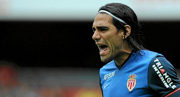 Real Madrid have never asked me about Falcao