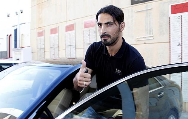 El ex meta Dudú Aouate, nuevo 'manager' general del Mallorca