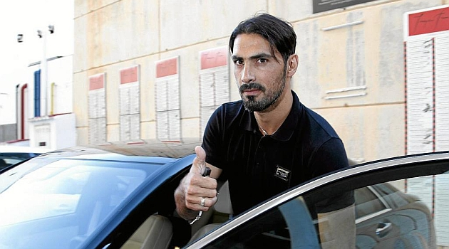 Aouate consensuará con Nadal el proyecto deportivo del Mallorca